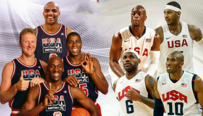 NBA – « Dream Team 1992 vs Team USA 2008 ? Kobe et LeBron nous font gagner »