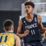 NBA – Ousmane Dieng, l'autre Français qui fait rêver les scouts derrière Wembanyama