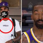 NBA – JR Smith fait le buzz avec sa tenue polémique en arrivant à la salle