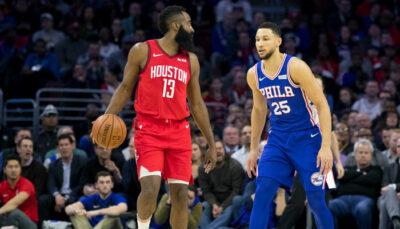 NBA – La piste James Harden aux Sixers réactivée aujourd'hui ?