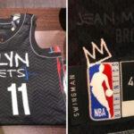 NBA – L'explication derrière le maillot des Nets qui affole la toile
