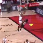 NBA – L'incroyable choc aérien entre Rajon Rondo et Jimmy Butler