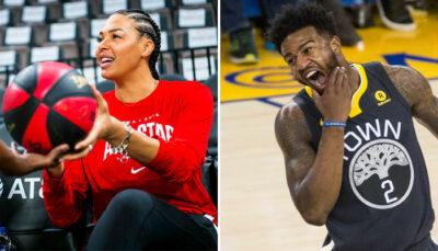 NBA – Jordan Bell humilié par la superstar WNBA Liz Cambadge en 1 contre 1