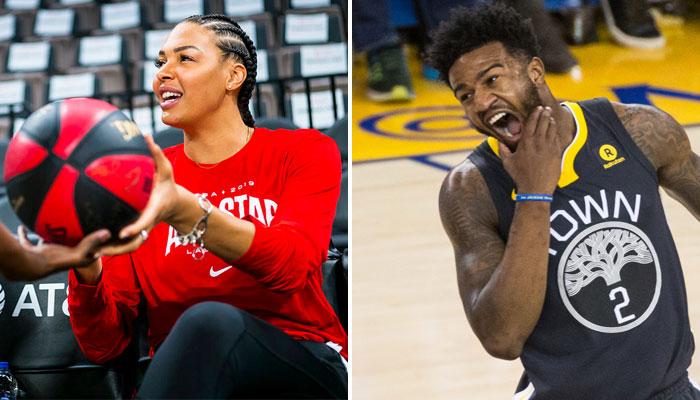 Liz Cambadge a humilié Jordan Bell NBA WNBA