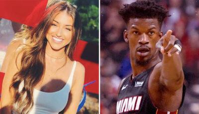 NBA – Qui est Kaitlin Nowak, la petite amie de Jimmy Butler ?