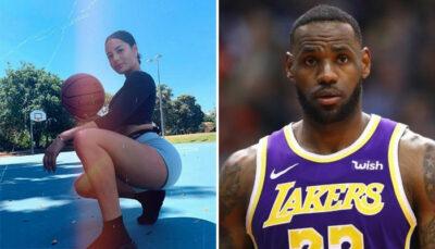 NBA – La copine de Tyler Herro provoque les Lakers après le Game 5 !