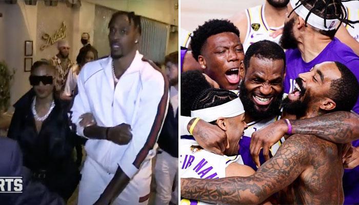 Les Lakers ont encore fait la fête à Hollywood NBA