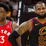 NBA – L'hallucinante insolence de LeBron face aux Raptors