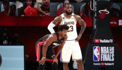 NBA – La nouvelle règle qui va bénéficier à LeBron et Butler