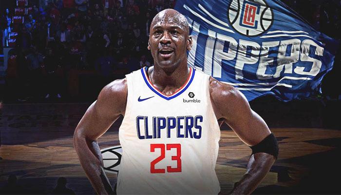 Michael Jordan aurait pu atterrir aux Clippers dans un échange
