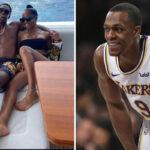 NBA – En vacances, Rajon Rondo alpagué pour une photo… torride