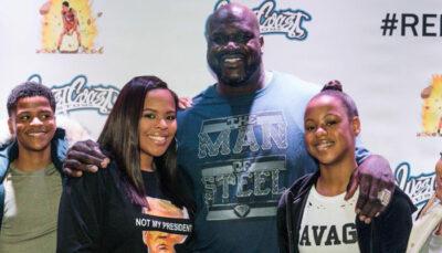 NBA – Sortir avec des joueurs NBA ? La réponse cash de Shaq pour ses 2 filles