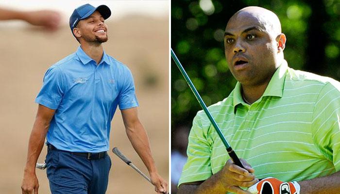 Stephen Curry et Charles Barkley s'affronteront sur un parcours de golf NBA
