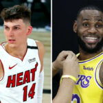 NBA – Le nouveau surnom génial donné par Tyler Herro à LeBron James