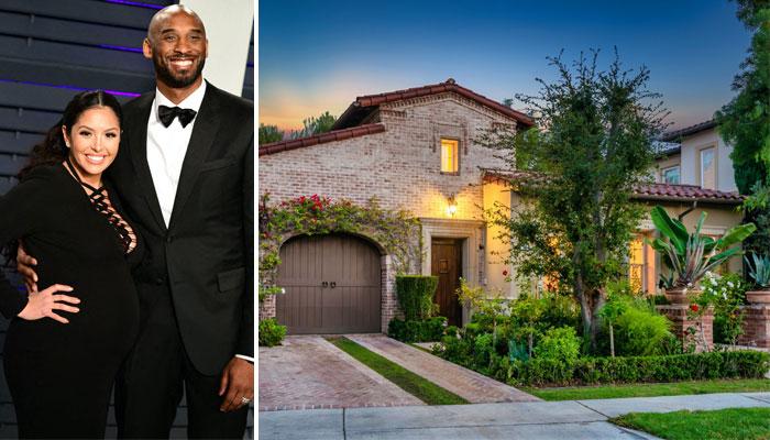La superbe maison vendue par Vanessa Bryant