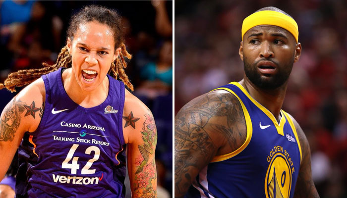 Quand Brittney Griner trash-talkait DeMarcus Cousins