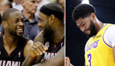 NBA – Le meilleur coéquipier all-time de LeBron ? L'argument de Bosh pour snober AD