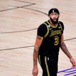 NBA – Un Laker dévoile l'objectif ultime d'Anthony Davis après son nouveau contrat