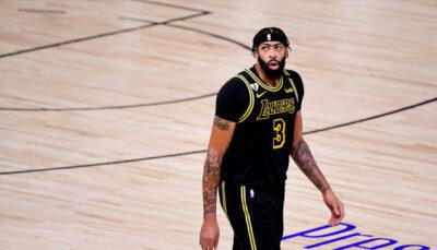 NBA – Frank Vogel donne des nouvelles de la blessure d'Anthony Davis
