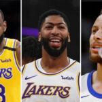 NBA – Les Lakers chipent un joueur aux Warriors juste avant de les affronter !