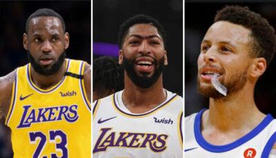 « Anthony Davis sera un meilleur joueur que Curry et LeBron la saison prochaine » NBA