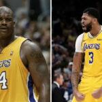 NBA – Monstrueux, Anthony Davis rejoint Shaq dans l'histoire des Lakers !