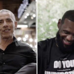NBA – Barack Obama s'auto-trolle devant LeBron James