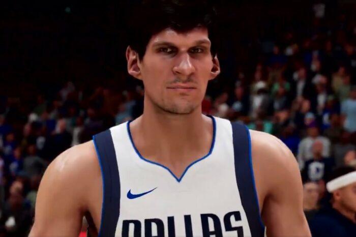 NBA 2K21 dévoile sa plastique dans une vidéo capturée sur PlayStation 5