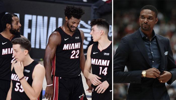NBA - Chris Bosh explique ce que le Heat doit faire pour taper les Lakers