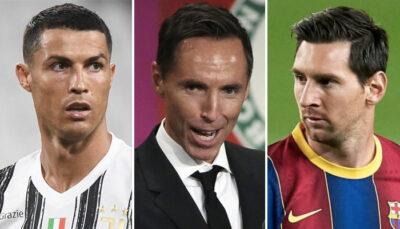 NBA - Steve Nash tranche sans pitié le débat Messi/Ronaldo