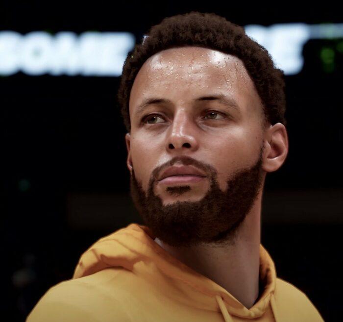 PS5 / PS4 : Comparaison des graphismes sur NBA 2K21 sur PlayStation 5
