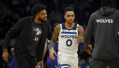 NBA – Le trade à 3 équipes et 6 joueurs autour du n°1 pick des Wolves évoqué