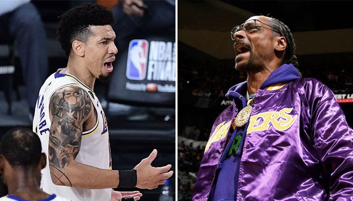NBA - Dégouté, Snoop Dogg insulte Danny Green !