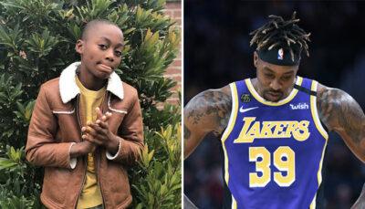 La superstar NBA des Los Angeles Lakers Dwight Howard affichée par son fils de 13 ans, Braylon, pour sa négligence !
