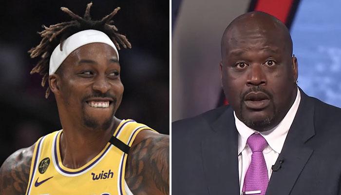 NBA - Après son tacle contre Howard, Shaq dégommé à son tour
