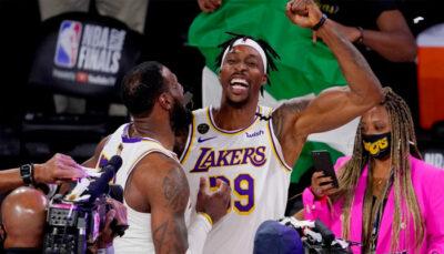 NBA – L'entrée en jeu culte de Dwight Howard