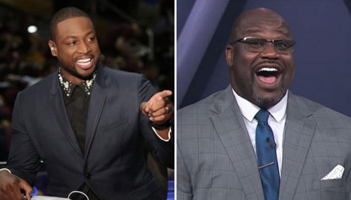 NBA - La pari fou entre Shaq et Dwyane Wade sur les Finales