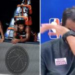 NBA – La déchirante séquence du coach du Heat, dévasté après la défaite