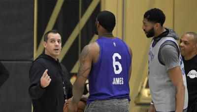 NBA – La demande de Frank Vogel aux Lakers pour éviter les mauvaises surprises