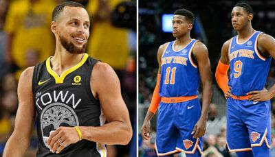 NBA – Un trade entre Warriors et Knicks ? La proposition de deux insiders