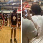 NBA – Ja Morant lâche un dunk hallucinant au dessus d'un géant !
