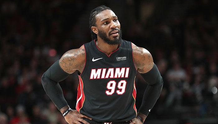 Jae Crowder sous les couleurs du Miami Heat