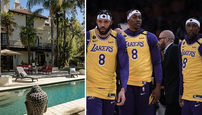 NBA - Un Laker met son manoir en vente, indice sur son avenir ?