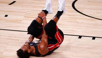 NBA – Jimmy Butler se fait dégommer après sa performance dans le final