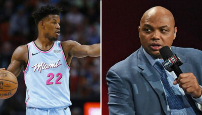 NBA – Titillé par Barkley, Jimmy Butler le fait taire en 4 mots !