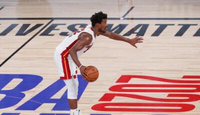 NBA – La vidéo de Jimmy Butler qui inquiète après le Game 5
