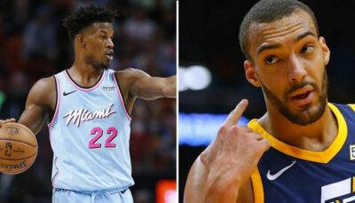 NBA – Rudy Gobert remet les pendules à l'heure sur Butler