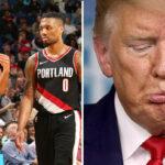 NBA – Trump contaminé au Covid-19, les joueurs réagissent !