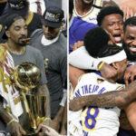 NBA – Lakers 2020 ou Cavs 2016 ? JR Smith tranche !