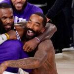 NBA – La douche froide pour JR Smith